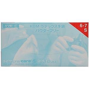 KBMラテックス手袋パウダーフリー Sサイズ100枚の関連商品1