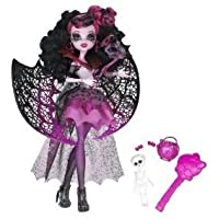Toy / Game Coolest Monster High モンスターハイ Ghouls Rule Draculaura Doll With Killer Hairstyles, Sparkles And Accessories ドール 人形 おもちゃ (並行輸入)