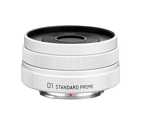 PENTAX 標準単焦点レンズ 01 STANDARD PRIME ピュアホワイト Qマウント 23267