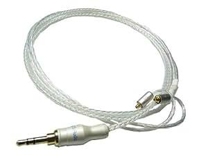 究極のプロライン 国内正規品 Song's Audio Galaxy Plus Shure 交換用アップグレード・ケーブル UE900, SE846, SE535, SE425, SE315, SE215対応