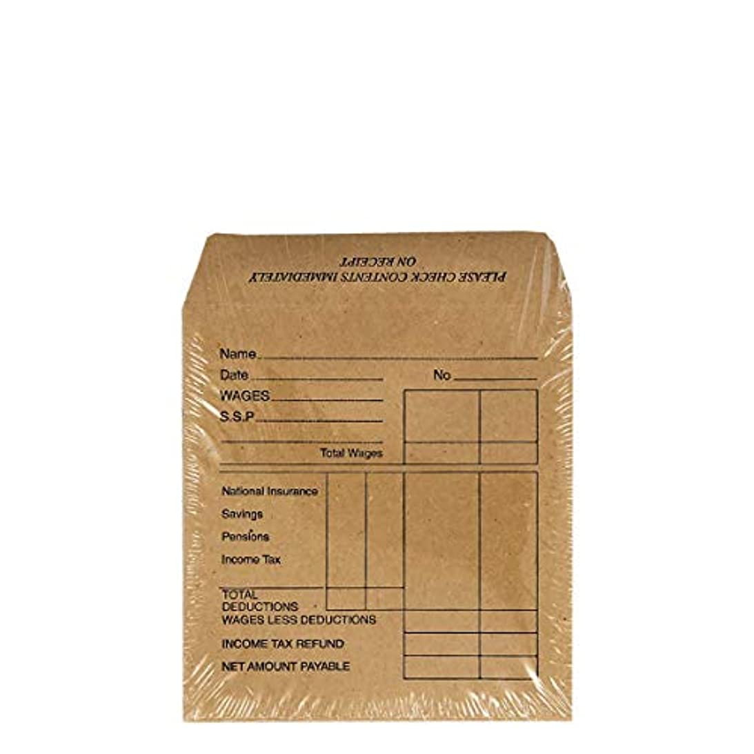 ハブブファイタージョイントアジェンダ サロンコンセプト 賃金支払い 封筒 50[海外直送品] [並行輸入品]