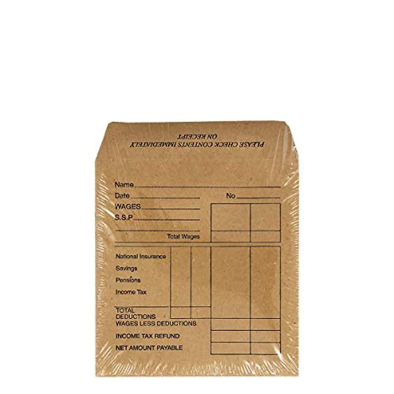 陪審円形サバントアジェンダ サロンコンセプト 賃金支払い 封筒 50[海外直送品] [並行輸入品]