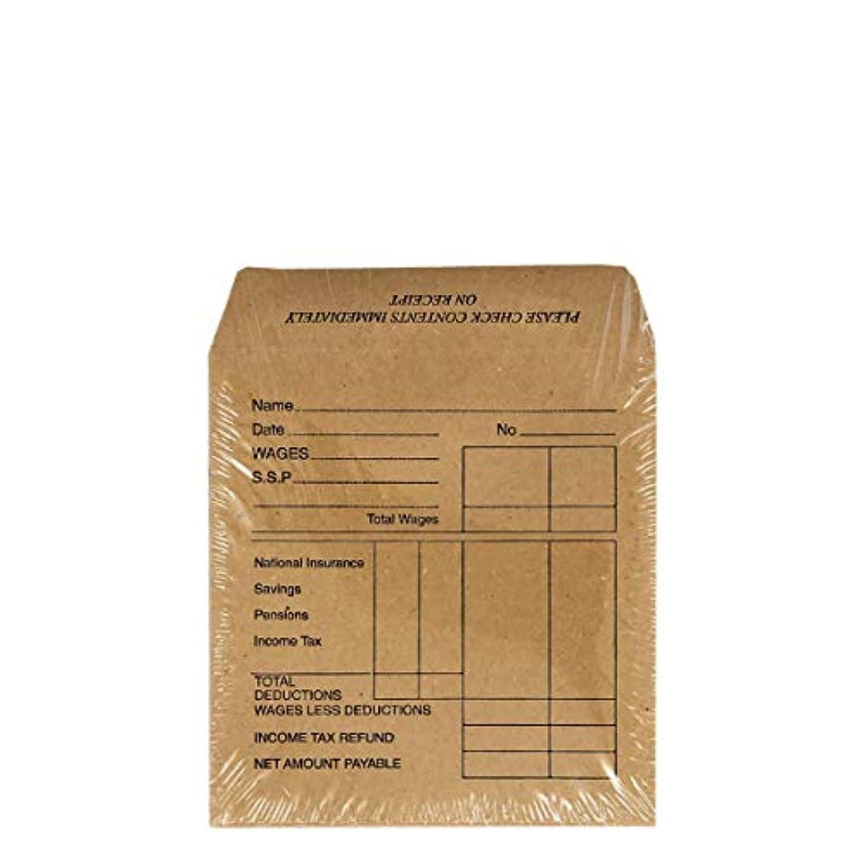 支援するの慈悲で足枷アジェンダ サロンコンセプト 賃金支払い 封筒 50[海外直送品] [並行輸入品]