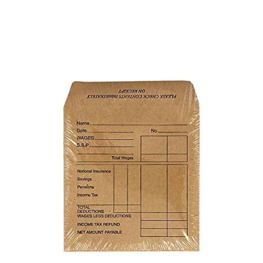 リングバック実用的シェアアジェンダ サロンコンセプト 賃金支払い 封筒 50[海外直送品] [並行輸入品]