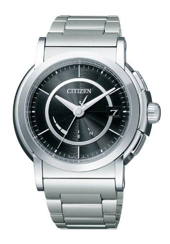 シチズン シリーズ8 腕時計 801 エコ ドライブ 電波時計...