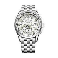 腕時計 ビクトリノックス Victorinox Swiss Army AirBoss Mechanical Chronograph Men's watch #241621【並行輸入品】