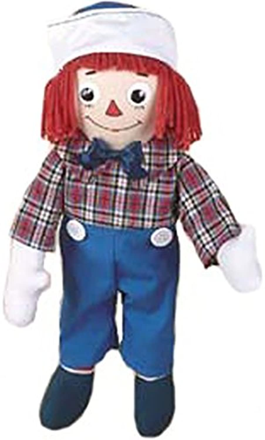 16 inch Raggedy Andy and the Wishing Stick Doll by Applause [並行輸入品]