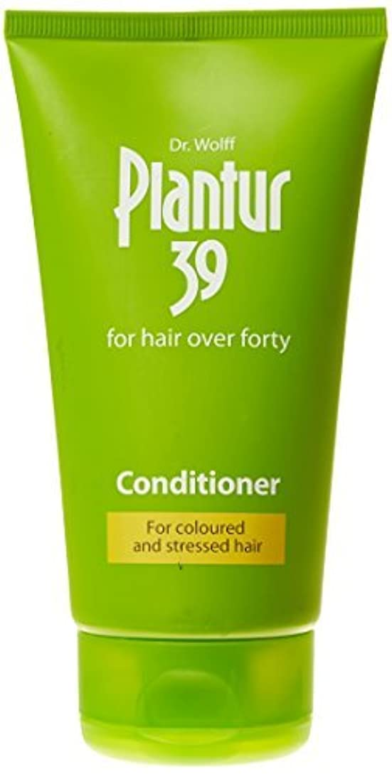 ダイヤモンド同盟グラムPlantur 39 150ml Conditioner for Coloured and Stressed Hair by Plantur