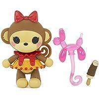 Lalaloopsy Mini Pet Pals Doll- Tickles B. Nana by Lalaloopsy [並行輸入品]