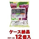 【1ケース納品】【1個あたり198円】マンナンライフ 蒟蒻畑 ぶどう味 25g×12×12