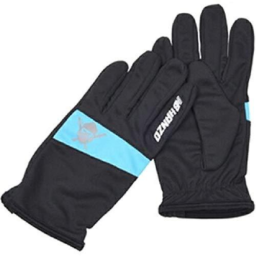 ランニンググローブ 手袋 メンズ レディース/ニューバランス new balance NBHANZO ランニング ニットグロー...