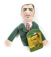 Alan Turing Finger Puppet & Fridge Magnet