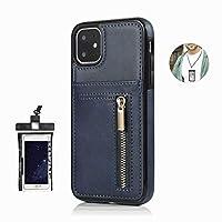 耐汚れ 耐摩擦 Huawei P30 PRO ケース 手帳型 本革 レザー カバー 財布型 スタンド機能 カードポケット 耐摩擦 全面保護 人気 アイフォン[無料付防水ポーチケース]