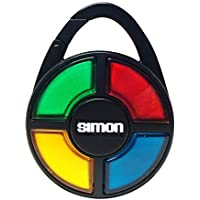 Simon Electronic Carabiner Hand-Held Memory Game [並行輸入品]