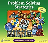 Problem Solving Strategies (Gr. 4-5) [並行輸入品]