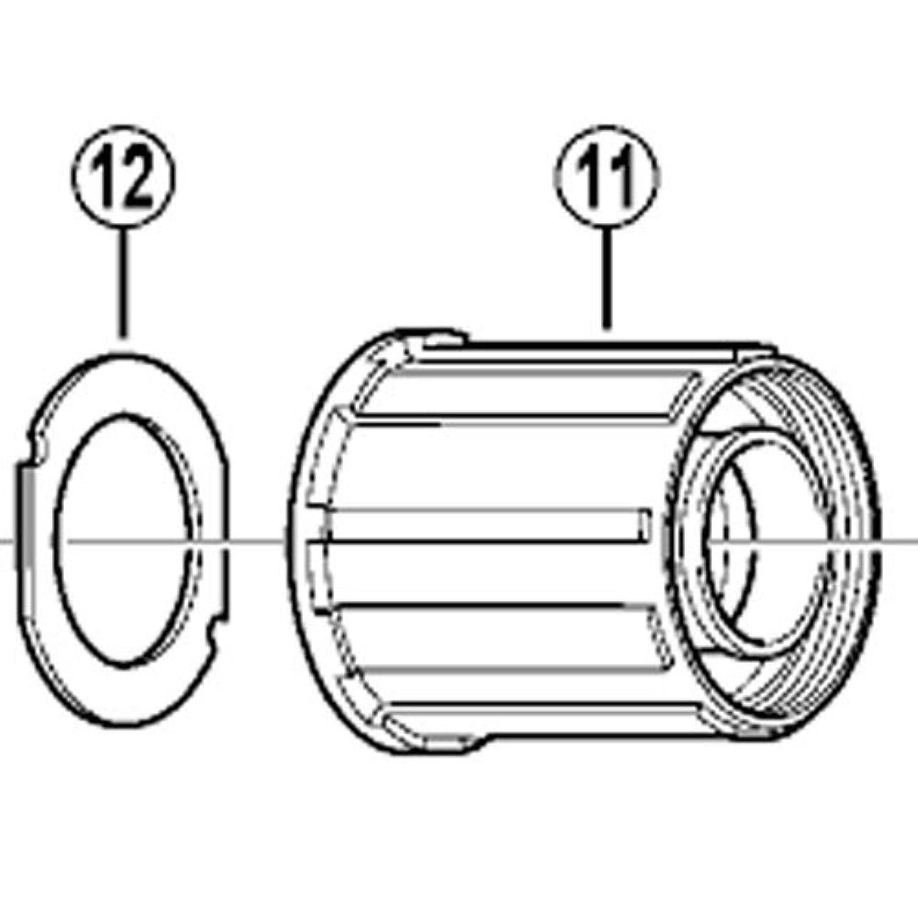タンク慣性付けるSHIMANO(シマノ) カセット当り面ワッシャー WH-R501-R WH-R501-R WH-R501-A-R WH-R501-A-R Y3AN10000