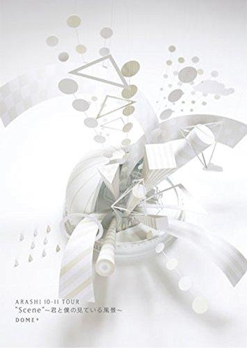 """ARASHI 10-11TOUR""""Scene""""~君と僕の見ている風景~ DOME+ 【通常盤】[DVD]"""