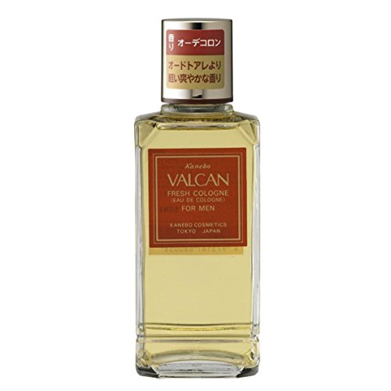 テザー香り効能あるバルカン フレッシュコロン オ-デコロン 男性用 180mL
