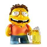 バーピングバーニー:~2.8インチ Kidrobot x The Simpsons ~ Moe's Tavern~ ミニフィギュア[レア] (14863)