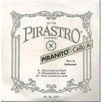 Pirastro Piranito 4/4 Cello String Set - Medium Gauge [並行輸入品]