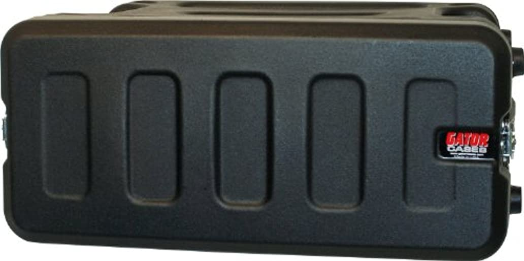任意液化する評論家Gator Cases G-PRO-4U-19 4-Space Rotationally Molded Rack Case [並行輸入品]
