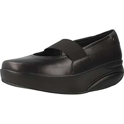 MBT SHOE BLACK 700722-03C ALEELA 38 Black