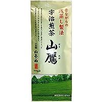 山本山 昔ながらの宇治煎茶 山鷹 100g