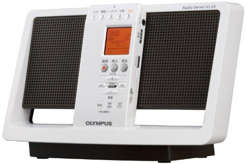 オリンパス ラジオ ラジオサーバー VJ-20