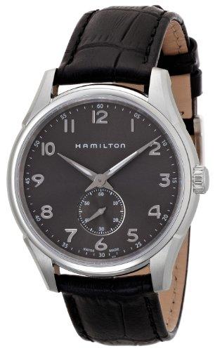 [ハミルトン]HAMILTON 腕時計 Jazzmaster Thinline Petite Second(ジャズマスター シンライン プチセコンド) H38411783 メンズ 【正規輸入品】