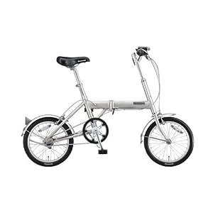 ブリヂストン スニーカーライト SNL163 【16インチ 3段変速】 【完全組立 自転車】
