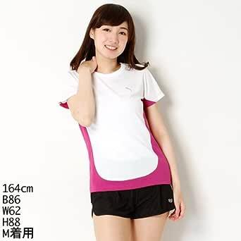 プーマ(PUMA) Tシャツ(レディースランニング半袖ドライクールUV Tシャツ)