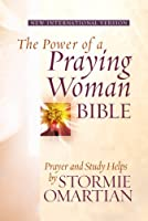 The Power of a Praying Woman Bible: New International Version, Camel Bonded Leather