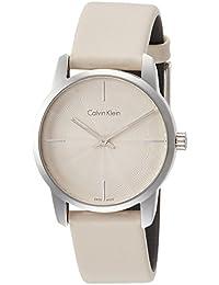 [カルバンクライン]CALVIN KLEIN 腕時計 City(シティ) 2針 ETA社クオーツ K2G231XH レディース 【正規輸入品】