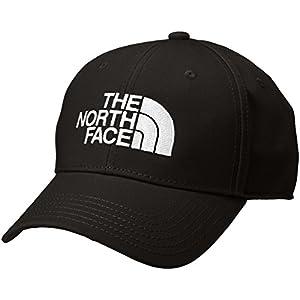 [ザ・ノース・フェイス] TNFロゴキャップ TNF LOGO Cap ブラック 日本 F (FREE サイズ)