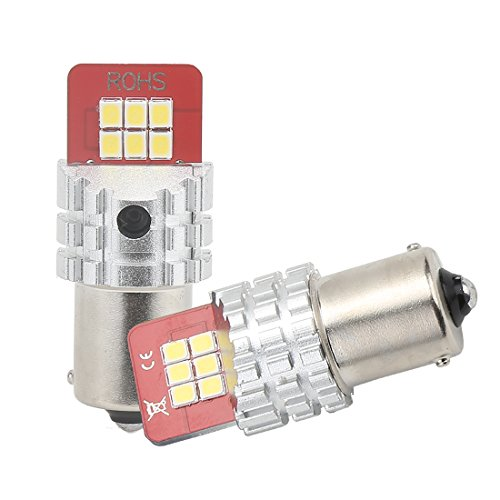 SUPAREE S25 シングル球 2面発光 LED バック...