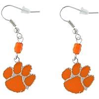 NCAA Clemson Tigers Sophieビーズイヤリング