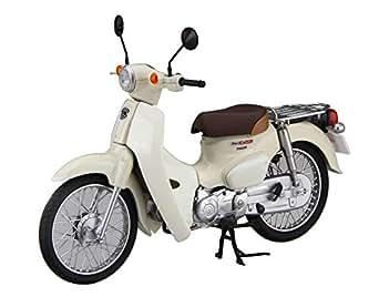 フジミ模型 1/12 NEXTシリーズ No.1 EX-1 ホンダ スーパーカブ110(バージンベージュ) 色分け済み プラモデル 12NX1EX-1