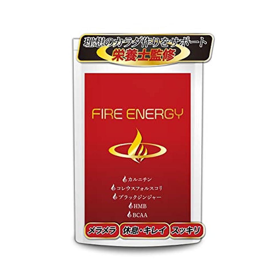 耳描写絶望的なFIRE ENERGY ダイエット サプリ 燃焼 HMB BCAA サプリメント(30日分60粒入り)