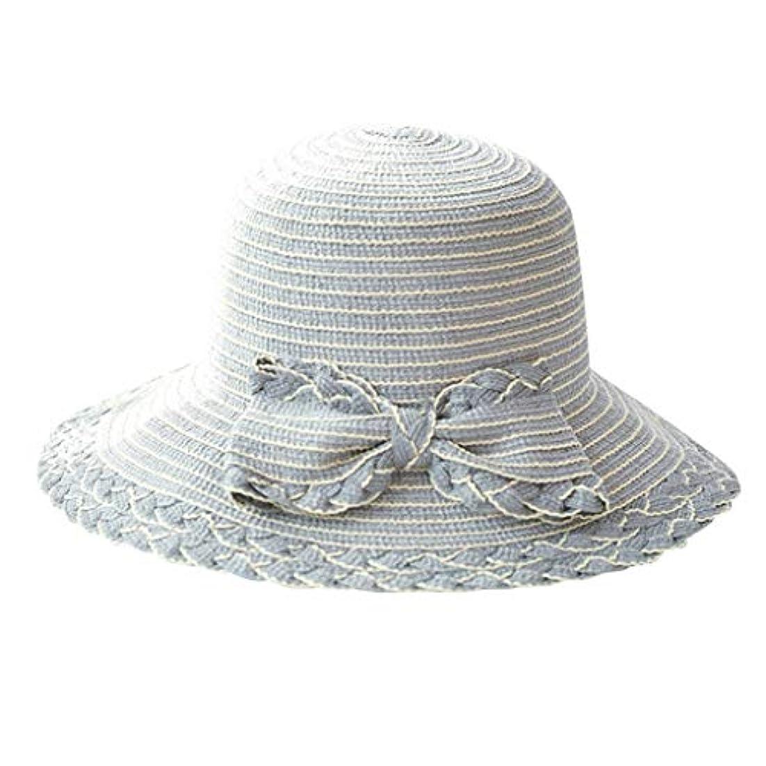 路地カッター虐殺夏 帽子 レディース UVカット 帽子 ハット レディース 日よけ 夏季 女優帽 日よけ 日焼け 折りたたみ 持ち運び つば広 吸汗通気 ハット レディース 紫外線対策 小顔効果 ワイヤー入る ハット ROSE ROMAN