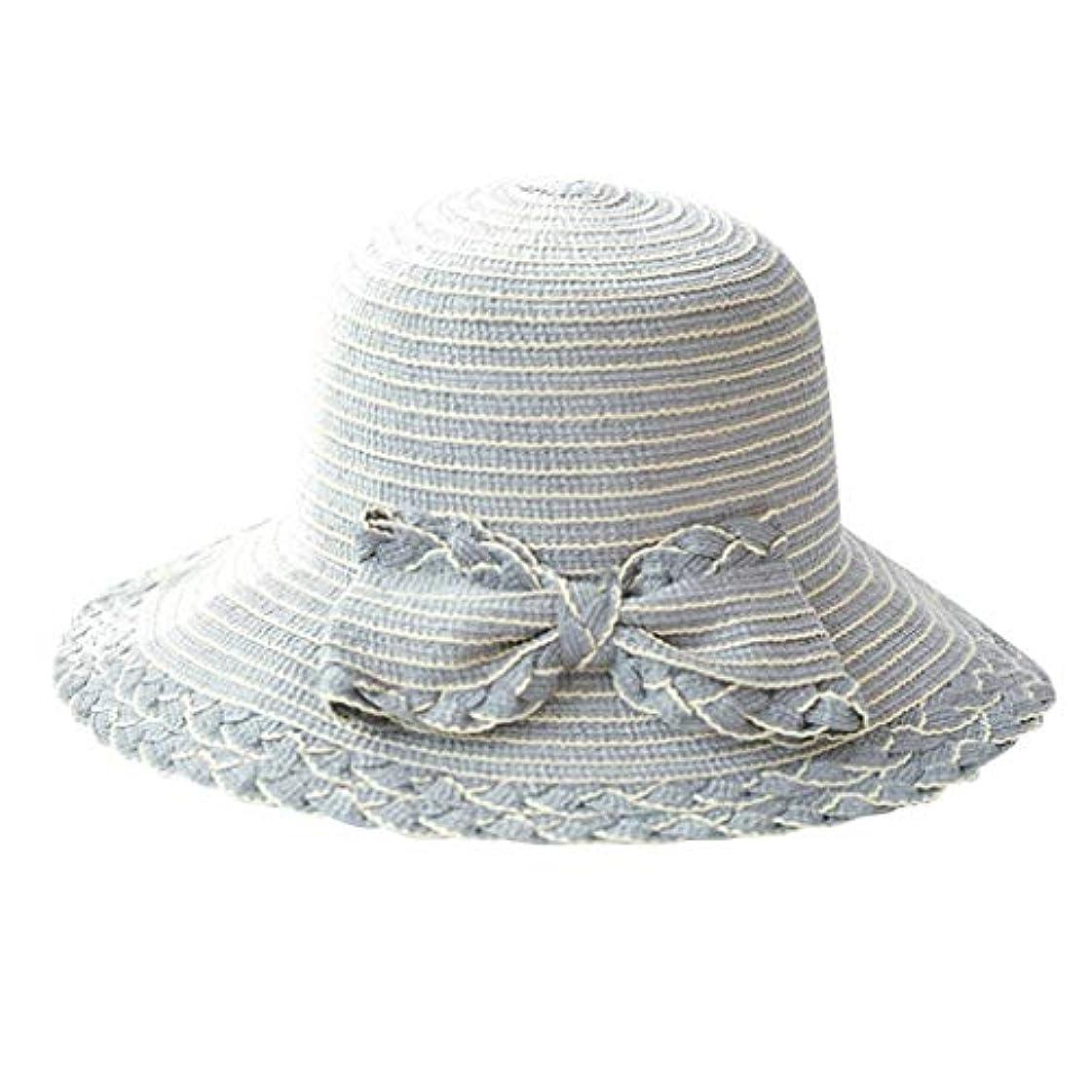 符号準備したピース夏 帽子 レディース UVカット 帽子 ハット レディース 日よけ 夏季 女優帽 日よけ 日焼け 折りたたみ 持ち運び つば広 吸汗通気 ハット レディース 紫外線対策 小顔効果 ワイヤー入る ハット ROSE ROMAN