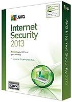 AVG Internet Security 2013-1 User 1 Year [並行輸入品]