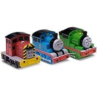 Thomas and Friends Bathtub Squirters by Thomas & Friends [並行輸入品]