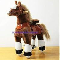 Pony 2?5歳のお子様または55ポンドまでサイズ - ショップ宇佐サイクルポニーサイクルに乗って馬だけ馬ウォーキング不要バッテリーませんエレクトリックは不思議