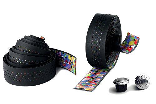 cinelli(チネリ) バーテープ カレイドリボン ブラック 607024-000001