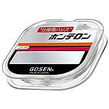 ゴーセン(GOSEN) ハリス ホンテロン ナチュラル 50m 0.6号 GSN260N06