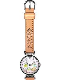 腕時計 キッズ 女の子 アナログ すみっコぐらし 人気 レディース D