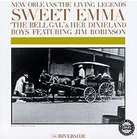 New Orleans: the Living Legend by Sweet Emma Barrett (1994-02-17)