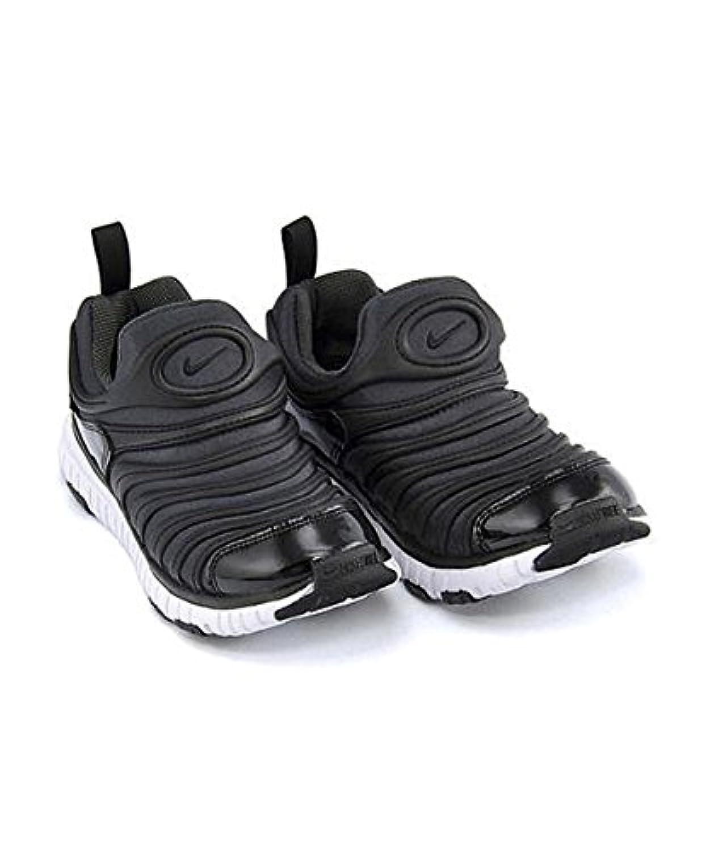 [ナイキ] 女の子 男の子 キッズ ベビー 子供靴 通学靴 運動靴 スリッポン ベビーシューズ スニーカー 軽量 クッション性 ダイナモフリー TD PS DYNAMO FREE TD PS 343938