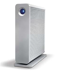 LaCie 3.5インチ外付けHDD d2 quadra 2TB USB3.0 FireWire800 eSATA 【Mac対応】 LCH-D2Q020Q3