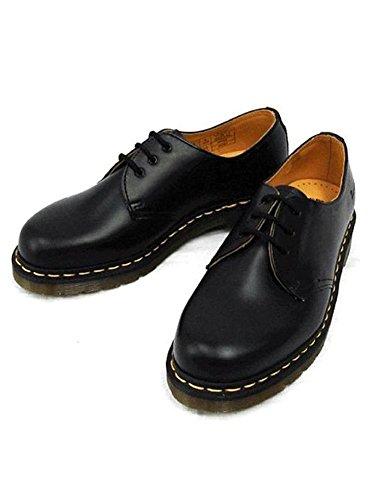 (ドクターマーチン) Dr.Martens 1461 3EYE GIBSON 3ホール ギブソン BLACK ブラック (10085001) UK9(約2...